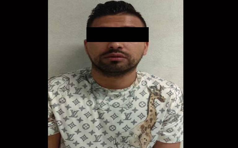 """Detienen a """"El Pistache"""", líder de la Unión Tepito, en Santa Fe"""