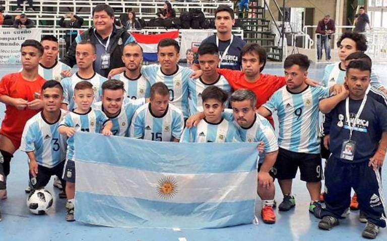 Personas de talla baja integran primera Copa América contra la discriminación