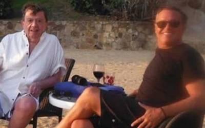 ¡Real, no fake! Chabelo y Luis Miguel juntos en la playa