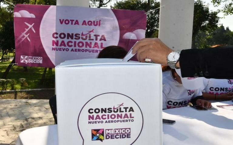 Falla aplicación de consulta de NAIM; hay quienes votan hasta tres veces