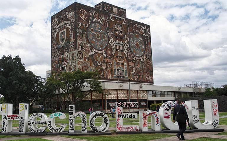 UNAM suspenderá clases por corte de agua