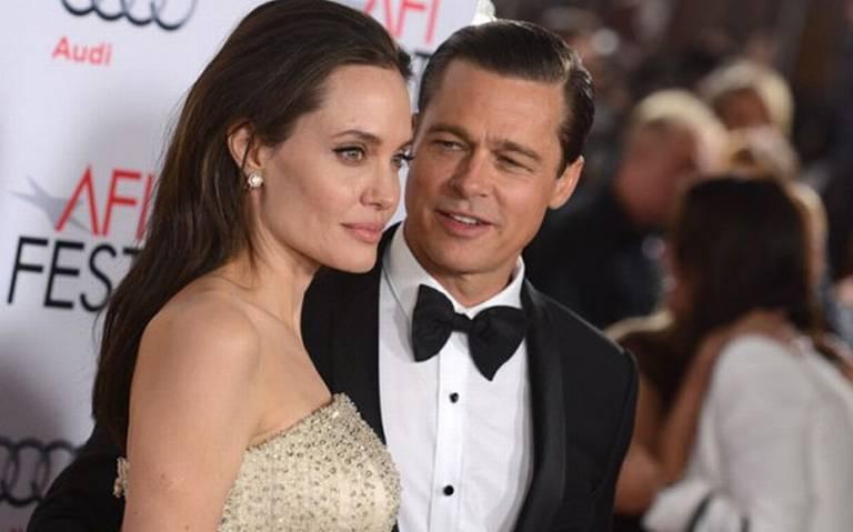 Negocian Brad Pitt y Angelina Jolie custodia compartida de sus seis hijos