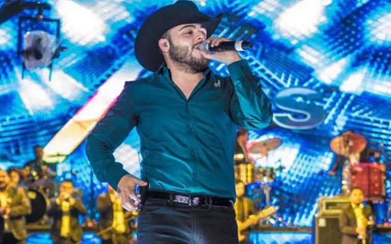Amenazan a Gerardo Ortiz con sancionarlo si canta narcocorridos en su próximo concierto