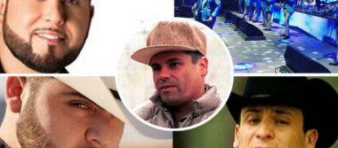 """Valentín Elizalde y Gerardo Ortíz vinculados en juicio de """"El Chapo"""" Guzmán"""