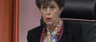 Magistrado pide renuncia de la Presidenta del TEPJF; ella responde