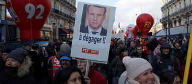 Francia, en gran tensión por nueva marcha de Chalecos Amarillos