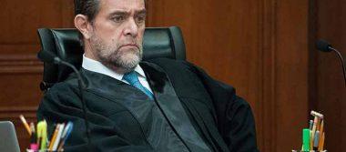 Ministro Pardo Rebolledo llama al Poder Judicial a evitar caer en provocaciones