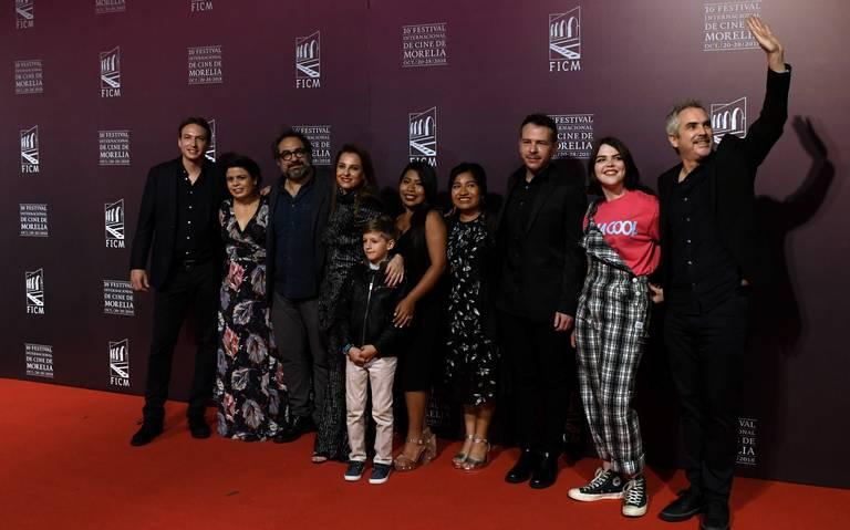 Cuarón y Roma logran tres nominaciones en los Golden Globes