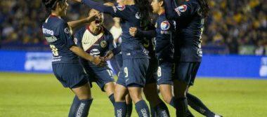 ¡Águilas campeonas! América alza la copa de Liga MX Femenil