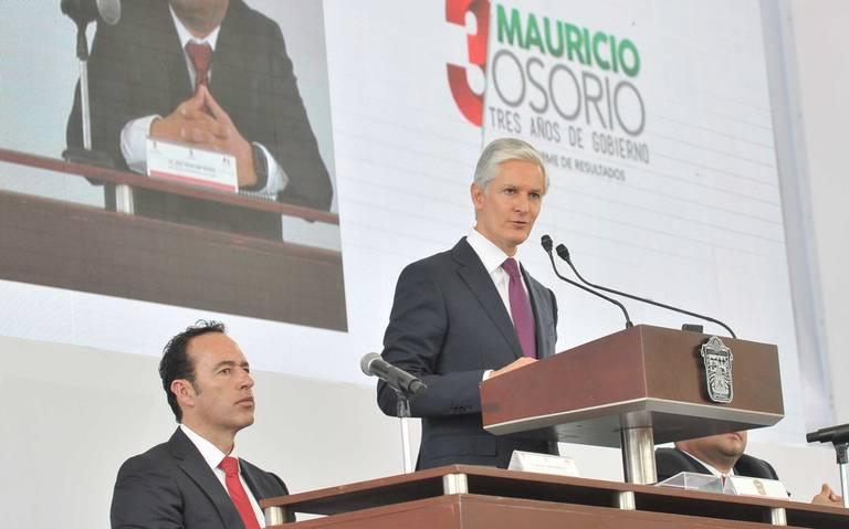 Alfredo del Mazo acepta bajarse el sueldo por austeridad que ordena AMLO