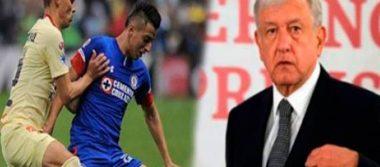 """""""Que gane el mejor"""", AMLO no entregará el trofeo de campeón de la Liga MX"""