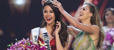 Filipina Catriona Gray se corona como Miss Universo 2018