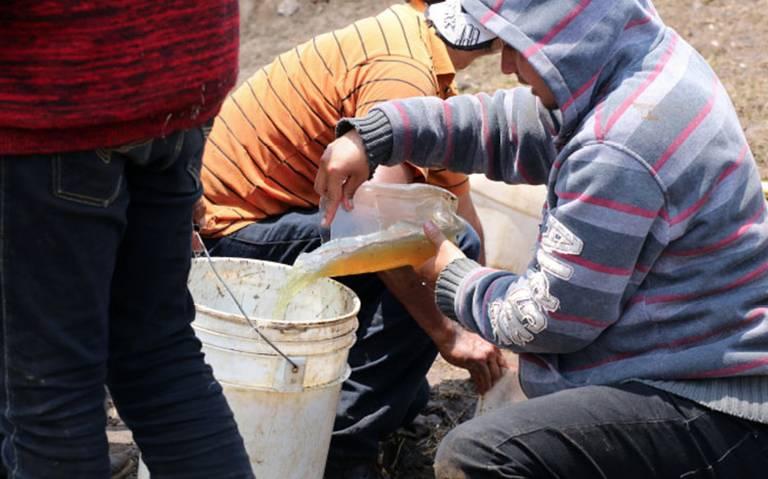 Narcos en el Edomex quieren alinear a huachicoleros: fiscal