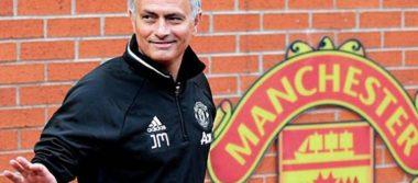 Despide el Manchester United a José Mourinho