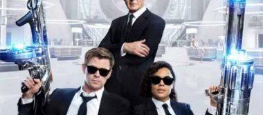Aquí el primer trailer de Men In Black con Chris Hemsworth y Tessa Thompson