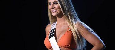 """""""Pobre Camboya"""", Miss EU se burla de sus compañeras en Miss Universo por no hablar inglés"""