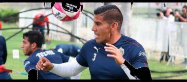 Carlos Salcido se despide de Chivas