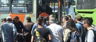 Buscan homologar sistema de pago de transporte público en el Valle de México