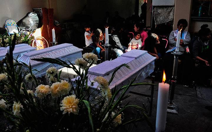 Acribillan a seis jóvenes en un velorio de Cuernavaca, Morelos