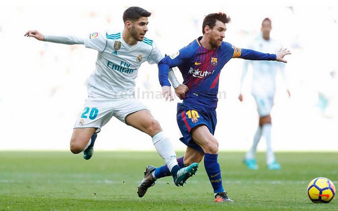 """¡Ni se emocionen! No habrá """"pasillo"""" para Barcelona en el Clásico con Real Madrid"""