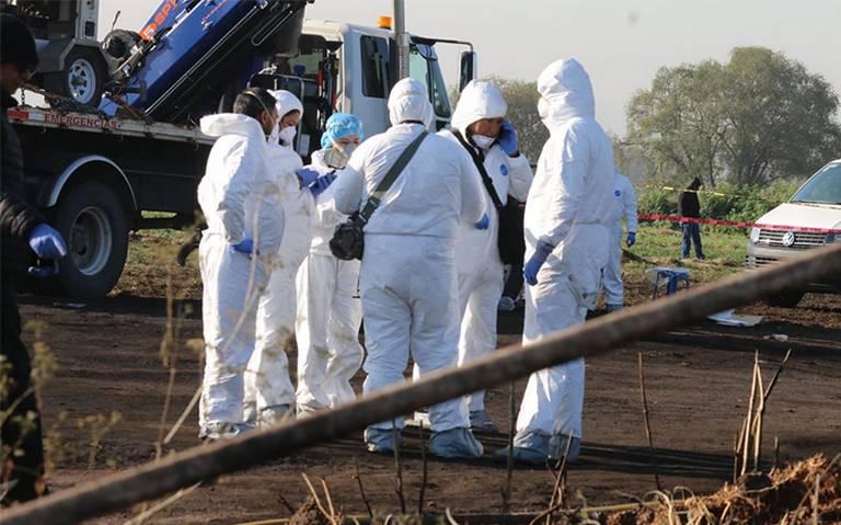 Aumenta a 115 el número de muertos tras explosión en Tlahuelilpan, Hidalgo