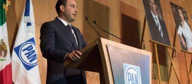 Marko Cortés descarta accidente en muerte de la gobernadora Martha Erika