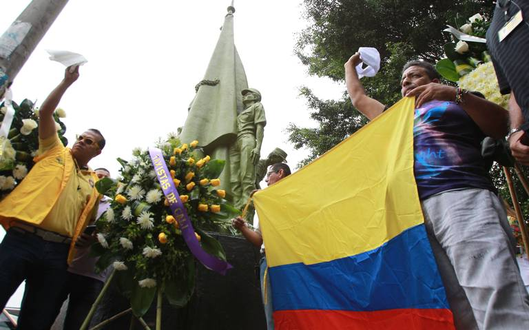 Colombia alista marcha contra terrorismo este domingo