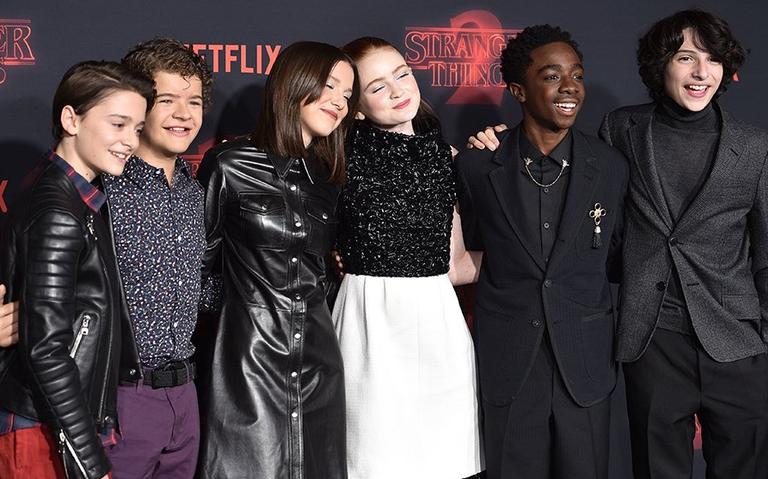 Netflix anuncia fecha de estreno de tercera temporada de Stranger Things