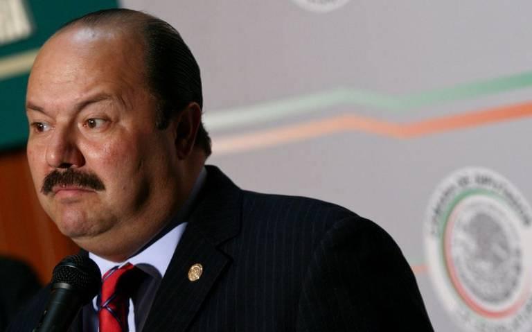 PRI expulsa de sus filas al exgobernador César Duarte