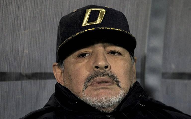 Maradona es dado de alta tras cirugía abdominal
