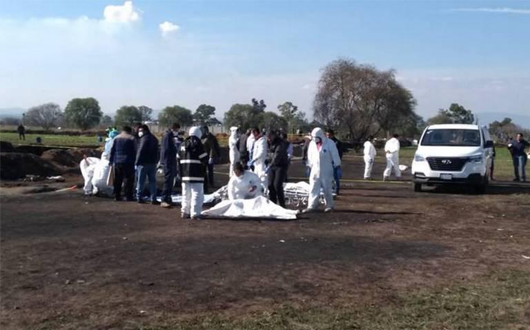 El mundo se solidariza con México tras la tragedia en Tlahuelilpan
