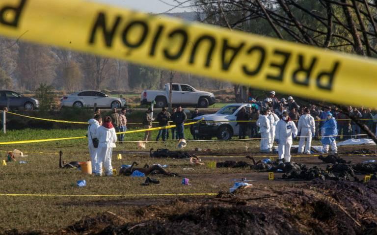 Fricción de ropa sintética de calcinados pudo ocasionar explosión: Gertz Manero