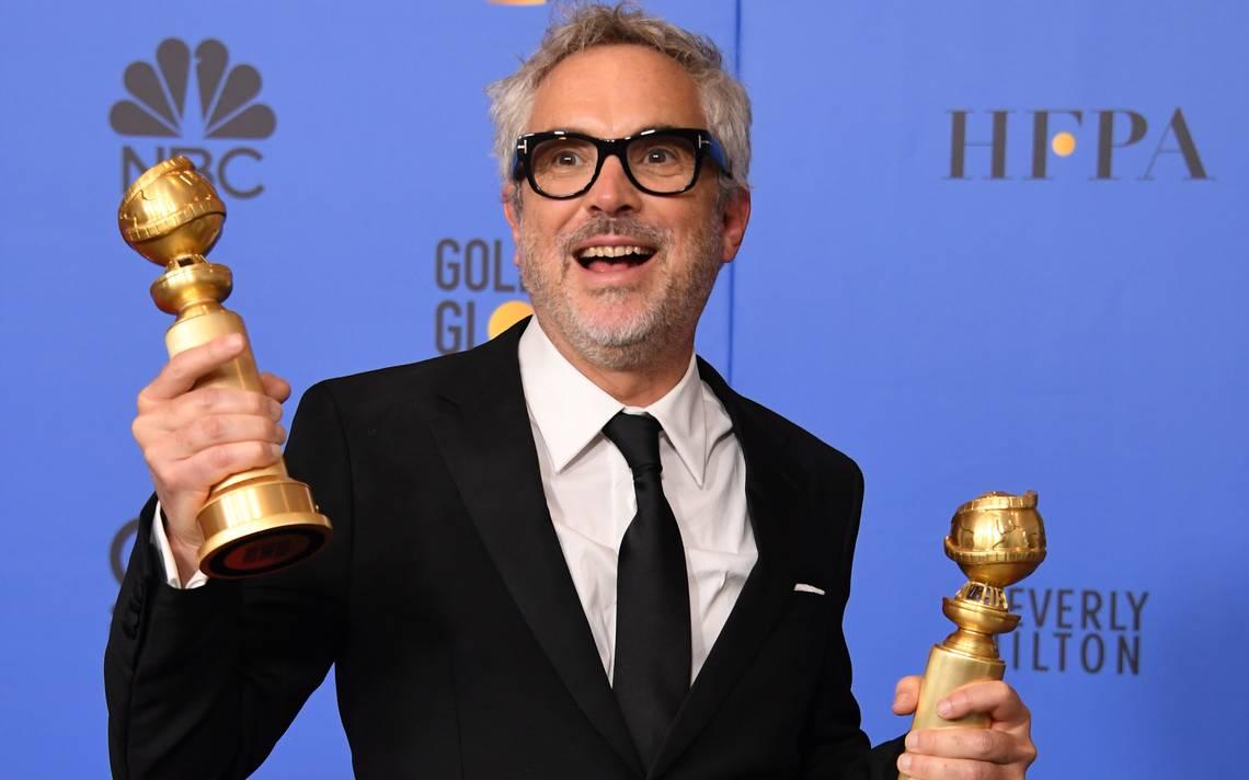 Alfonso Cuarón hace historia en los Globos de Oro