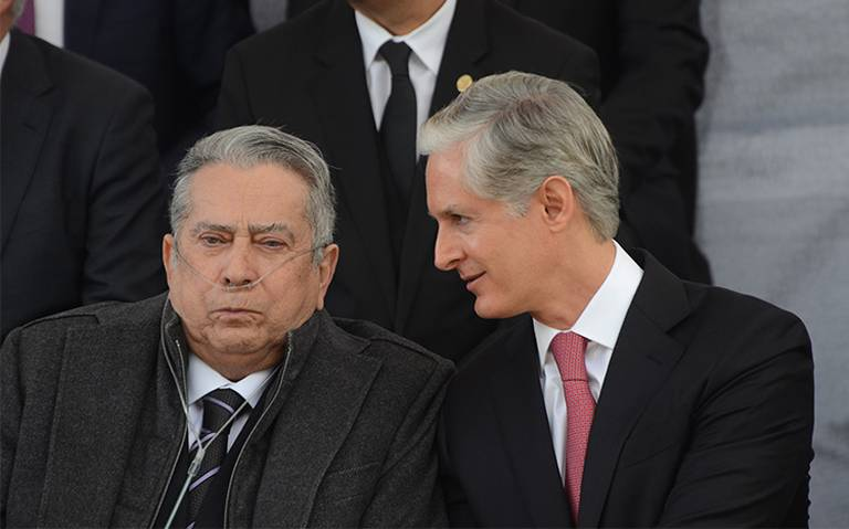 Fallece Alfredo del Mazo González, padre del gobernador del Estado de México