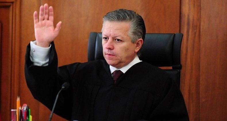 Independencia judicial no es romper el diálogo: Ministro Arturo Zaldívar