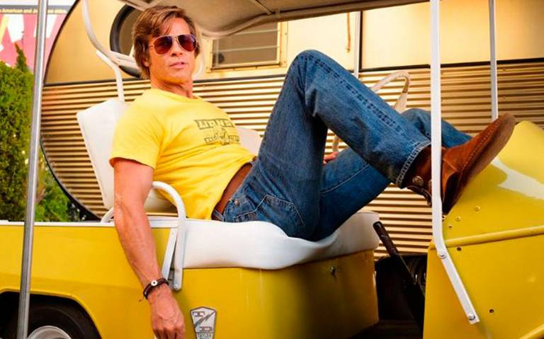 Así lucirán DiCaprio y Brad Pitt en Once Upon a Time in Hollywood