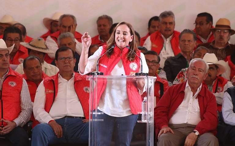 PRI se alista para elecciones de 2019