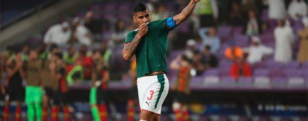 Carlos Salcido, nuevo jugador del Veracruz