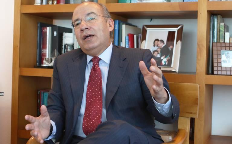 [Exclusiva] En 2006 hubo un intento de golpe de Estado: Calderón