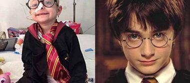 Harry Potter manda mágico mensaje a niña mexicana con cáncer