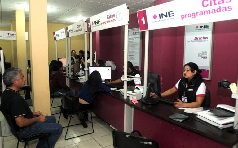 INE planea validar la identidad digital