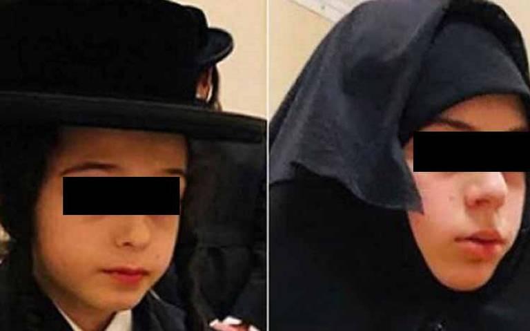 Secta secuestra a niños en EU y los rescatan en un hotel del Edomex