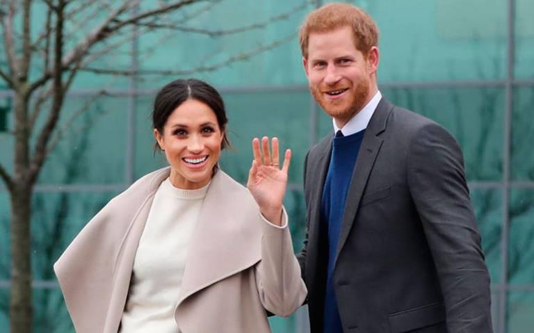 Príncipe Harry y Meghan anuncian fecha de nacimiento de su primer hijo