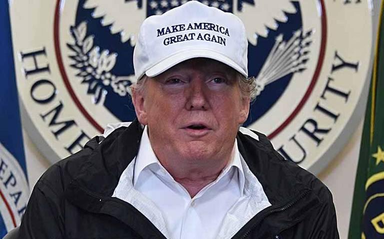 México pagará por el muro con el T-MEC: Trump