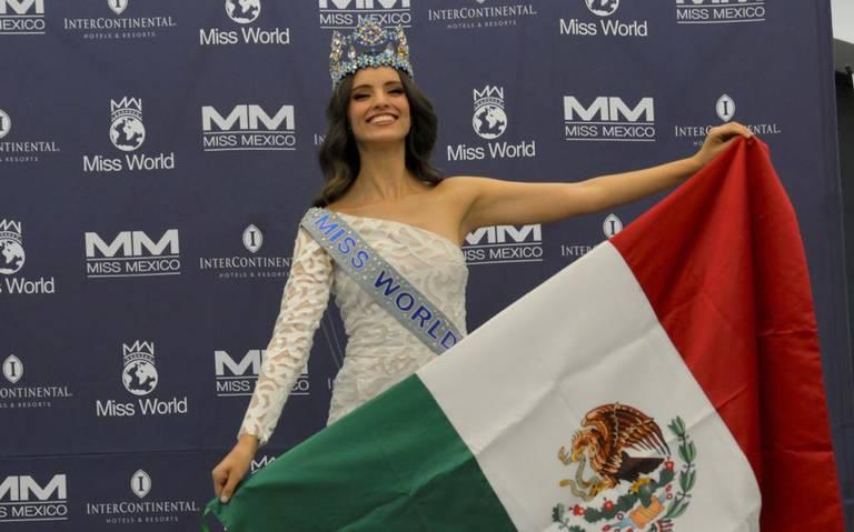 Vanessa Ponce, Miss Mundo 2018, regresa a México para ayudar a migrantes