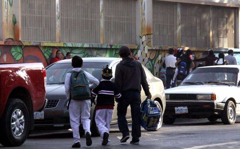 Desabasto de gasolina causa ausentísmo de estudiantes en escuelas de Irapuato