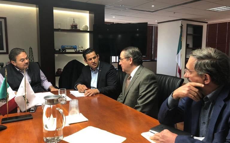 Pemex enviará 41 mil barriles de gasolina a Guanajuato ante desabasto