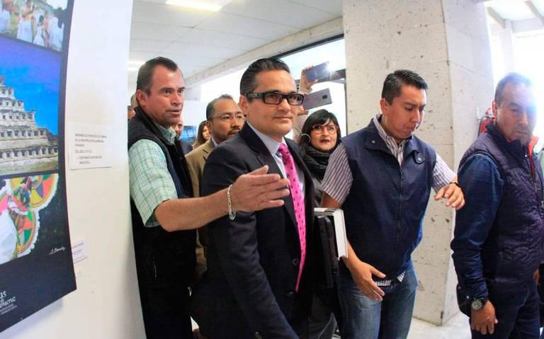 """""""No hay pruebas en mi contra"""", Jorge Winckler acude a su primera audiencia"""