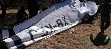 Cae avioneta; muere vocal ejecutivo del INE en Durango