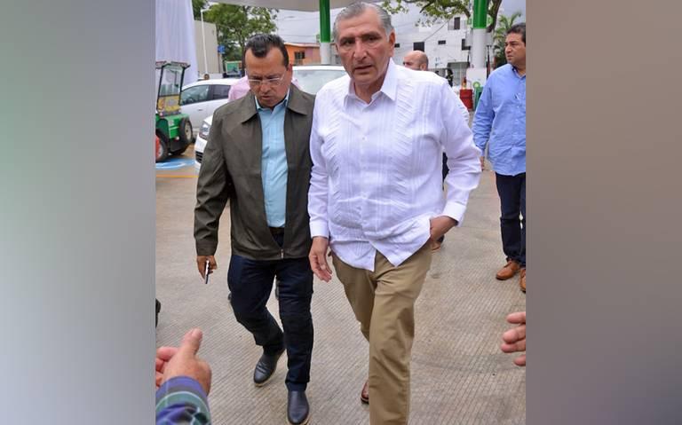 Multa por deforestación para refinería en Tabasco no afecta obras: Gobernador